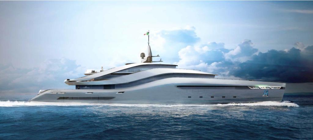 AUREA yacht 2018