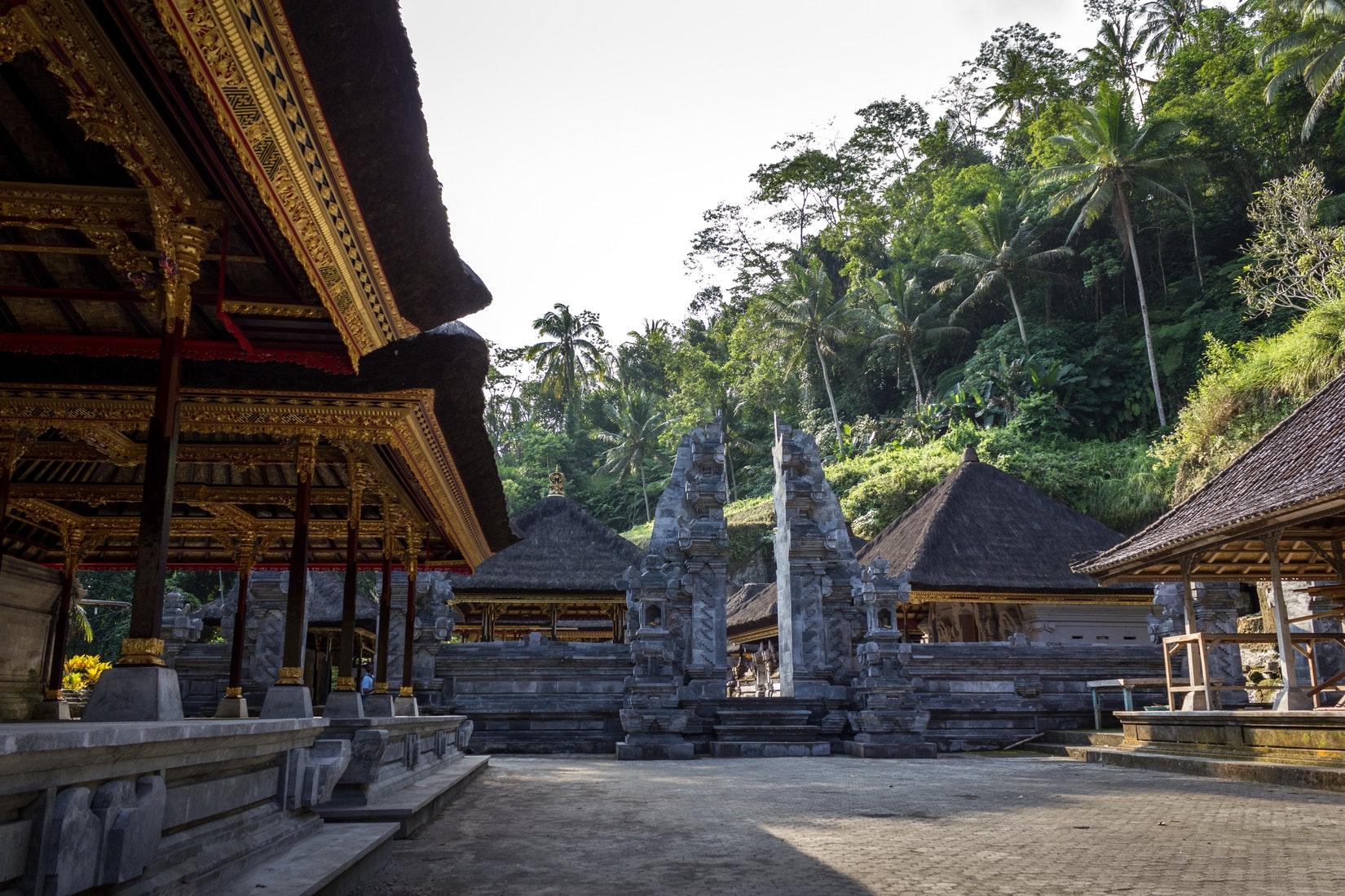 Hindu temples bali