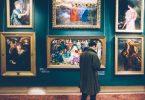 art museum collard paintings