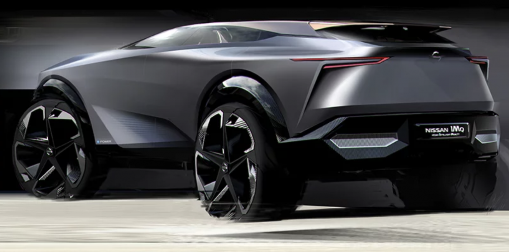 Nissan IMQ Concept Crossover